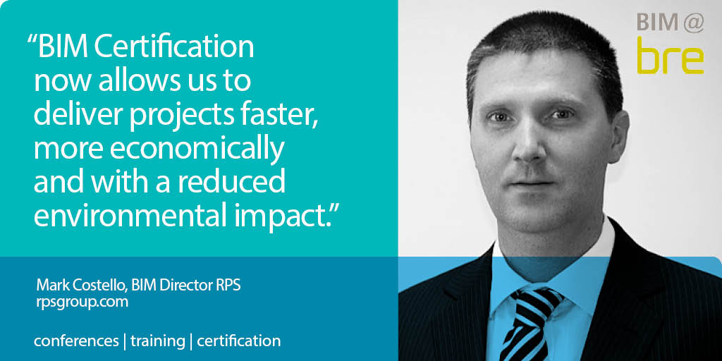 Mark Costello, RPS BIM Director