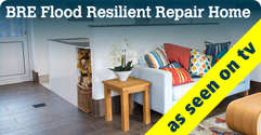 BRE Flood Resilience Repair Home