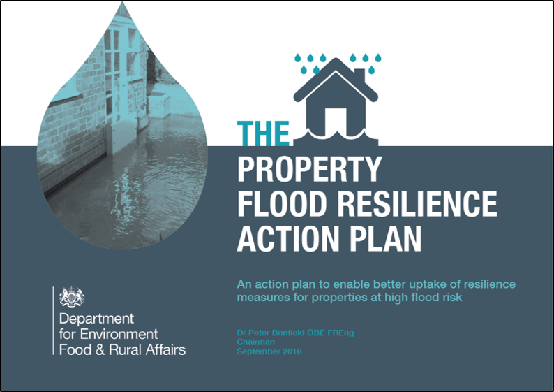 Bre Group Property Flood Resilience Action Plan