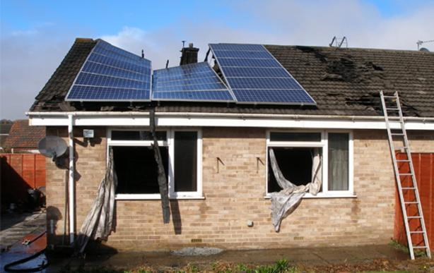 Bre Group Fire Safety And Photovoltaic Systems