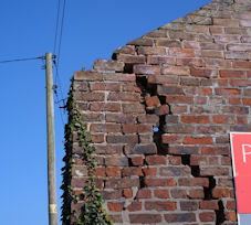 BRE Group: Assessing cracks in houses