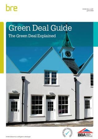Green Deal Guide - The Green Deal Explained