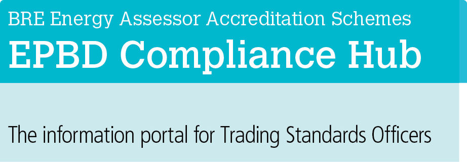 EPBD Compliance Hub for Trading Standards
