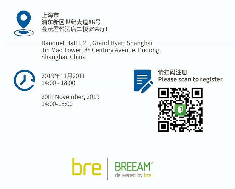BRE China Awards 2019 event information