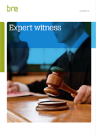 Expert Witness Services from BRE