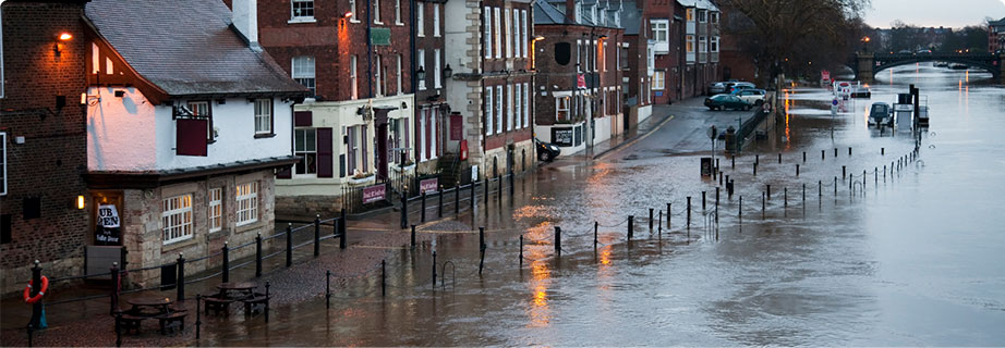 Flooding and resilience projects