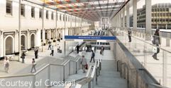 Eco-Reinforcement steel for Crossrail