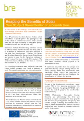 Wadebridge 5MW Solar Farm